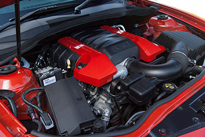 2011 Camaro SS V8 Engine Right Hand Drive