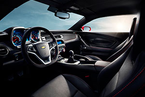 2012 Camaro ZL1 Coupe Interior