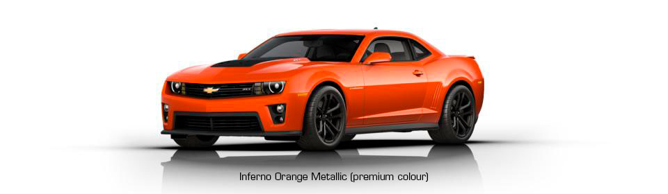 Inferno Orange Metallic
