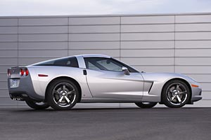 2009 Corvette Coupe