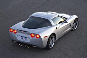 2010 Corvette Coupe