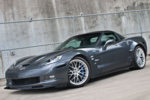 Right Hand Drive Corvette ZR1