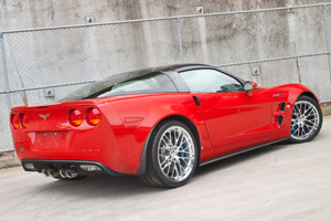 2011 Corvette ZR1 Coupe