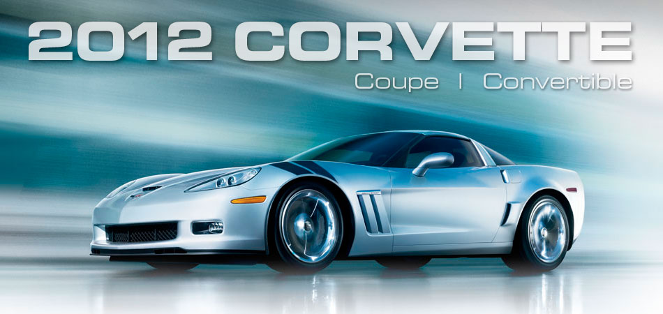 2012 Corvette Grand Sport right hand drive