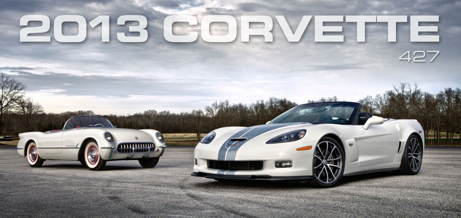 2013 Corvette 427 Collectors Edition Convertible