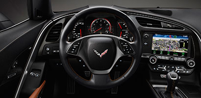 2014 Corvette Interior and Dash