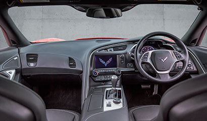 2014 Corvette Right Hand Drive Interior