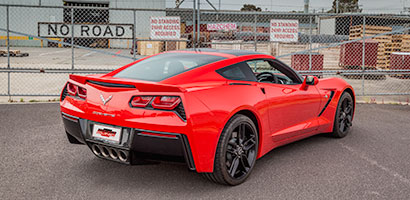 2014 Corvette Right Hand Drive