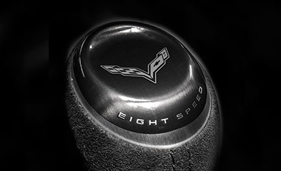2015 Corvette Z06 Gearshift