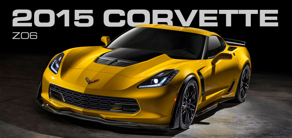 2015 Corvette Z06 Right Hand Drive
