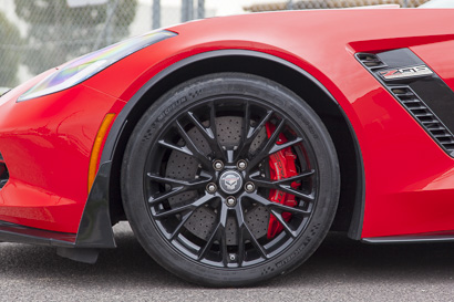 2015 Corvette Zz06 Carbon Ceramic Brakes