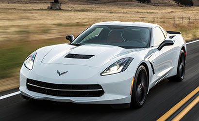2016 Corvette Stingray Coupe