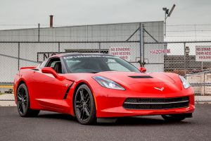 World's first RHD new Corvette C7