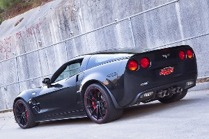Corvette ZR1 Centennial Edition
